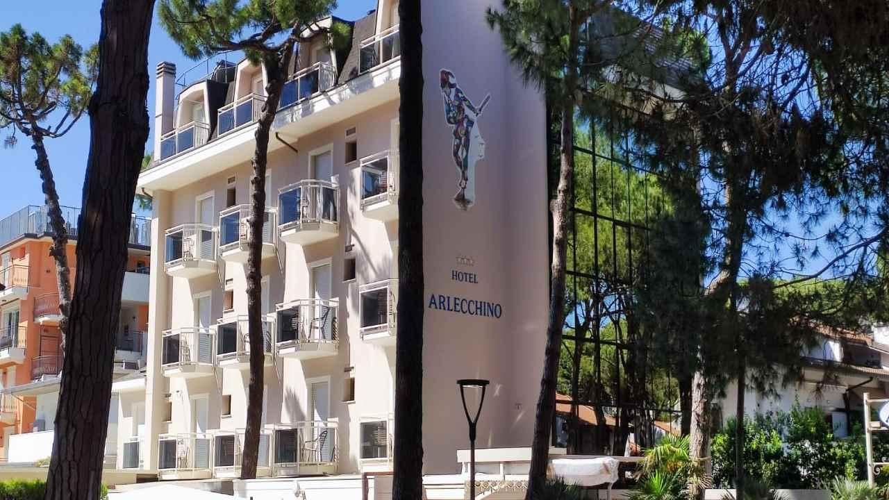 Esterno Hotel 2